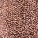 Tessuto domestico 100% del sofà della tappezzeria del poliestere della tessile tinto pianura