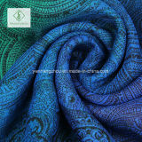 Lange stufenweise Übergangs-Farbe All-Abgleichung Form-Dame Silk Scarves