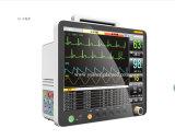 Ysd18f Cer genehmigte ein 7 ZollMulti-Parameterbewegliches Patienten-Überwachungsgerät