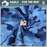 Popelin 100%Cotton mit Tarnung-Jacquardwebstuhl-Gewebe für Hemd