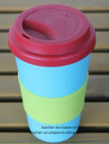 BPA liberano la tazza di plastica di Eco pp per caffè (BC-PC1001)