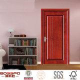 Porte à panneaux en bois MDF à prix compétitif (GSP8-026)