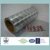 8011의 약제 포장을%s 합금 Heat-Sealed 알루미늄 호일