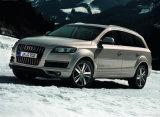 Audi Q7のための人間の特徴をもつGPSの運行ビデオインターフェイス