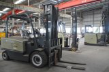 Grosse Kapazitäts-elektrischer Gabelstapler 4000 Kilogramm