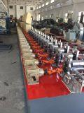 Roulis d'obturateur de lamelle de porte de mousse d'unité centrale formant la machine 77m