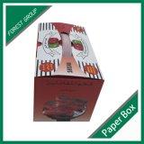 Farbenreicher Drucken-Frucht-Karton-Kasten-Großverkauf mit Griff