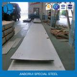 Certificaat 2205 Blad 4mm van de Test van de molen van het Roestvrij staal dik