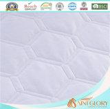 Großhandelsc$anti-allergie Microfibre Polyester-synthetische unten alternative Matratze-Auflage