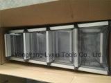Escada de dobramento de alumínio de alta qualidade