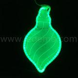 2017 Licht van het Motief van het Neon van het Blad van de Nieuwe LEIDENE Esdoorn van Kerstmis het Acryl