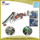 Bloc en Plastique de la Production PE/PP Lavant Réutilisant L'extrudeuse Faisant la Machine