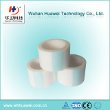 2.5 * 5cm White Color Strong Adhesive Non-Woven Paper Tape Roll
