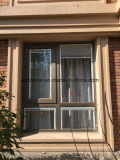 Openslaand raam het van uitstekende kwaliteit van het Aluminium