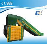 Máquina de embalaje hidráulica horizontal semiautomática de Hbe125-110125t