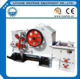 elektrische Reeks 1-30t/H Bx/Diesel de Houten Chipper van de Trommel Machine van de Ontvezelmachine van de Maalmachine
