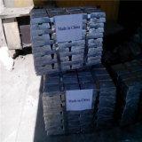 Standaard Baar 99.99 van het Zink 1500 Ton met Goede Kwaliteit/Zink baar-2 per Stuk