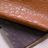 Кожа PU высокого качества синтетическая для мешков мебели