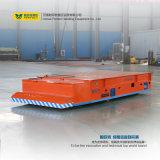 Carrello piano del carrello di trasferimento della guida di maneggio del materiale