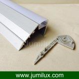 Protuberancias de aluminio del LED para la decoración de la escalera