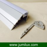Aluminium-LED-Strangpresßlinge für Treppen-Dekoration