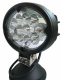 36W het Ovale LEIDENE van CREE Licht van het Werk voor Tractor (GT2012-36W)