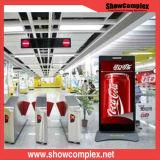 Joueur de publicité d'intérieur de l'Afficheur LED DEL de P3 Ad85