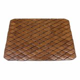 Block Bamboo Placemat for Tabletop & Flooring