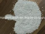 Granelli di plastica Masterbatch bianco della materia prima dell'ABS per lo stampaggio ad iniezione