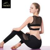 Modo sexy Legging della parte superiore di serbatoio delle donne femminili degli abiti sportivi