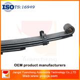 Sistema de suspensão do reboque dos fabricantes da mola de lâmina