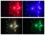 Luz dobro principal movente do vôo do diodo emissor de luz
