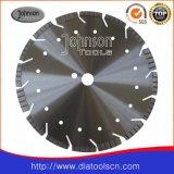 het Blad van de Zaag van de Diamant van de Laser van 300mm voor Algemeen Doel