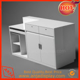 Fashion MDF Clothes Store Checkout Counter