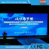 P3.91 Innen-HD Miet-LED-Bildschirm für Stadium