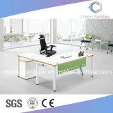 최신 판매 멜라민 탁상용 완성되는 금속 사무실 두목 책상