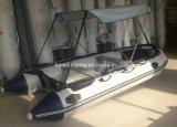 Barco de goma del suelo los 3.6m del Al (FWS-A360)