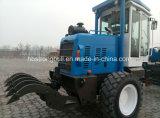 Matériel de terrassement Xjn Py9120 de boîte de vitesses de 8 tonnes de mini de moteur de classeur classeur hydraulique de cordon