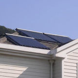 Colector solar multíple