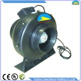 Carcaça de aço Inline do ventilador das vendas elevadas