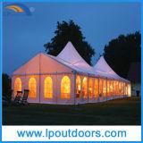 Reizend Auslegung-im Freien große Ereignisse, die Festzelt-hohe Spitzen-Partei-Zelt Wedding sind