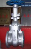 Mss Sp-70 Cast Iron Non-Rising Stem Gate Valve avec du CE