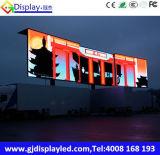 Écran extérieur polychrome de l'Afficheur LED P5 du Danemark avec l'intense luminosité