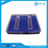 Cubeta de quartzo e de vidro/cubeta/instrumento do laboratório