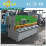 Qualidade superior de corte da máquina do metal de folha com preço negociável