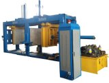 Tipo gêmeo máquina moldando de Tez-100II de Hubers APG da máquina de APG