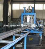 Material de construção do sistema hidráulico que faz a linha maquinaria do Purlin