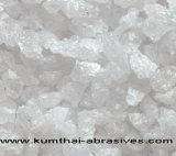 Abrasivos fundidos blancos del alúmina