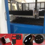 cortadora del laser de la fibra de la placa de acero de carbón del acero inoxidable 1000W para la venta