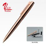 Pluma modificada para requisitos particulares pluma de los regalos de los instrumentos de la escritura del metal en venta